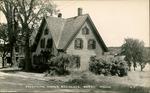 Josephine Kane's Residence, Surry, Maine Postcard