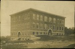 Oak Hall E.M.C. Seminary, Bucksport, Maine Postcard