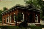 Bucksport National Bank Postcard