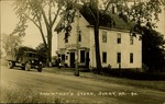 Dan McKay's Store, Surry, Maine Postcard