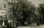 W.E. Kane Cash and Carry, Surry, Maine Postcard