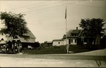 McKay's House and Store, Surry, Maine Postcard
