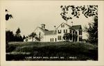 Captain McKay Residence, Surry, Maine Postcard