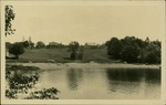 Carey Farm, Across the Cove, East Surry, Maine Postcard