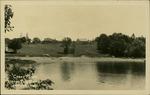 Carey Farm, Across the Cove, East Surry, Maine Postcard