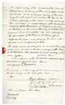 1819 Maine Constitutional Election Returns: Brooksville