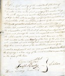 1819 Maine Constitutional Election Returns: Monroe
