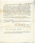1819 Maine Constitutional Election Returns: Penobscot