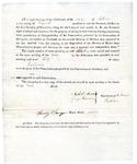1819 Maine Constitutional Election Returns: Sullivan