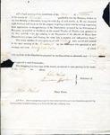 1819 Maine Constitutional Election Returns: Trenton