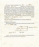 1819 Maine Constitutional Election Returns: Alna