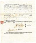 1819 Maine Constitutional Election Returns: Camden
