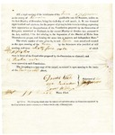 1819 Maine Constitutional Election Returns: Jefferson
