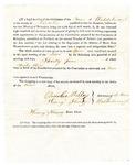 1819 Maine Constitutional Election Returns: Waldoboro