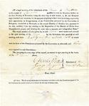 1819 Maine Constitutional Election Returns: Bowdoin