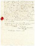 1819 Maine Constitutional Election Returns: Montville