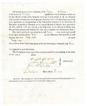 1819 Maine Constitutional Election Returns: Union