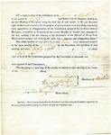 1819 Maine Constitutional Election Returns: Hartford