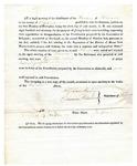 1819 Maine Constitutional Election Returns: Hiram