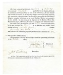 1819 Maine Constitutional Election Returns: Norway