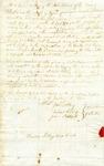 1819 Maine Constitutional Election Returns: Porter