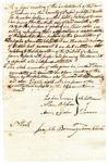 1819 Maine Constitutional Election Returns: Turner