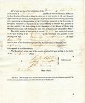1819 Maine Constitutional Election Returns: Eddington