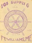 The Headlight: Volume 1, Number 8-October 31, 1935