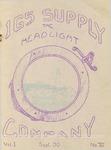 The Headlight: Volume 1, Number 6-September 30, 1935