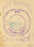 The Headlight: Volume 1, Number 7-October 15, 1935