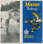 Maine Fishing, 1926 by Maine Development Commission