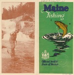 Maine Fishing, 1927 by Maine Development Commission