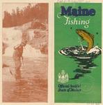 Maine Fishing, 1927