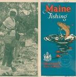 Maine Fishing, 1928