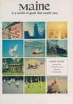 Maine is a World of Good that Awaits You : Maine Guide, 1968 by Maine Department of Economic Development