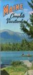 Maine Complete Vacationland by Maine Publicity Bureau