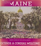 Maine The Land of Remembered Vacations, 1934 by Maine Publicity Bureau