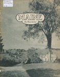 Maine The Place to Live, 1941 by Maine Department of Economic Development