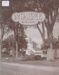 Maine The Place to Live, 1943 by Maine Department of Economic Development
