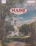 Maine The Place to Live, 1946 by Maine Department of Economic Development