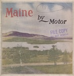 Maine By Motor by Maine Development Commission