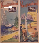 Vacationland, 1927 by Maine Central Railroad Company