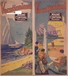 Vacationland, 1927 by Maine Central Railroad Company
