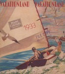 Vacationland, 1933 by Maine Central Railroad Company