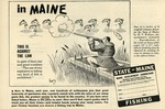 In Maine This is Against the Law by Maine Development Commission and Maine Publicity Bureau