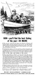 Now - You'll Find the Best Fishing of the Year - In Maine by Maine Development Commission and Maine Publicity Bureau