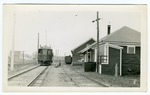 Aroostook Valley Railroad by Osmond Richard Cummings