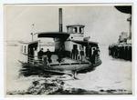 Atlantic Shoreline Railroad by Osmond Richard Cummings