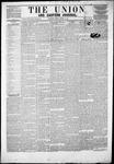 The Union and Eastern Journal: Vol. 10, No. 33 August 18,1854
