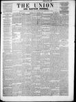 The Union and Eastern Journal : Vol. 11-, No. 2 January 12,1855